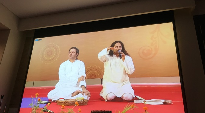 The blunders of International Yoga Day.