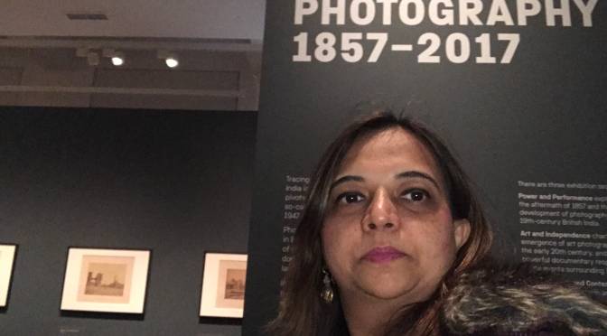 Visit to British museum for India's history and science